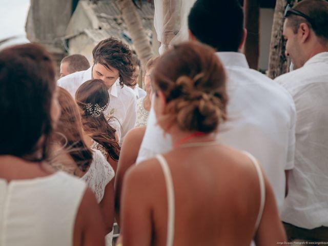 El matrimonio de Dario y Biviana en San Andrés, Archipiélago de San Andrés 56