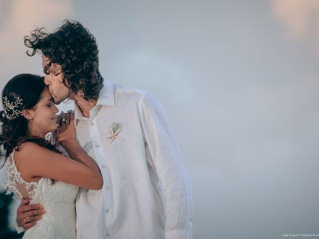 El matrimonio de Dario y Biviana en San Andrés, Archipiélago de San Andrés 57