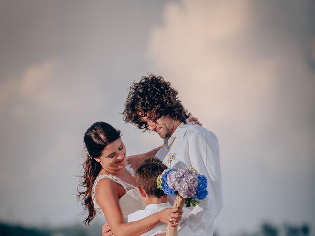 El matrimonio de Dario y Biviana en San Andrés, Archipiélago de San Andrés 58