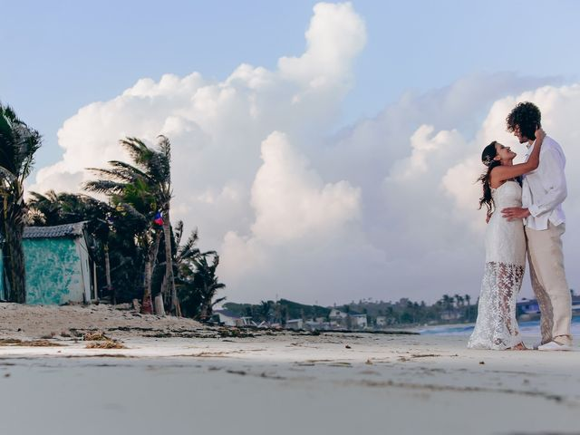 El matrimonio de Dario y Biviana en San Andrés, Archipiélago de San Andrés 64