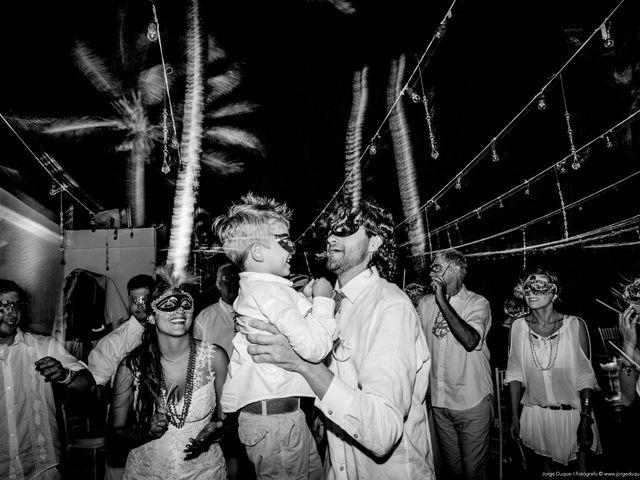 El matrimonio de Dario y Biviana en San Andrés, Archipiélago de San Andrés 73