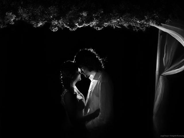 El matrimonio de Dario y Biviana en San Andrés, Archipiélago de San Andrés 1