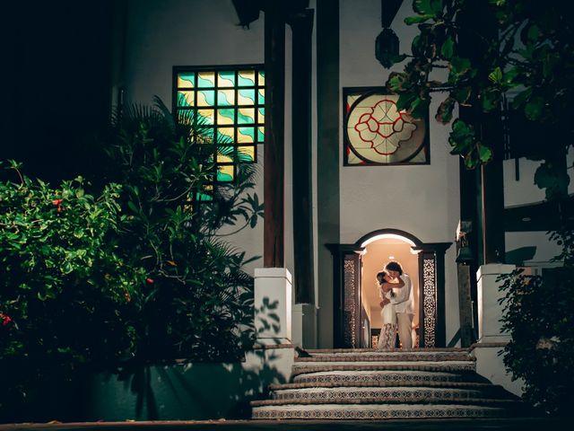 El matrimonio de Dario y Biviana en San Andrés, Archipiélago de San Andrés 77