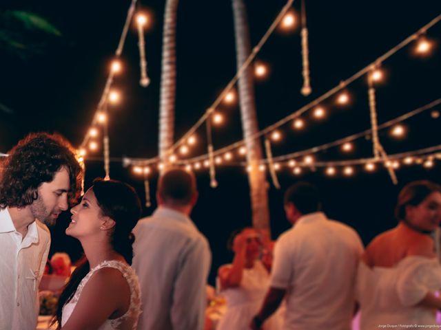 El matrimonio de Dario y Biviana en San Andrés, Archipiélago de San Andrés 79