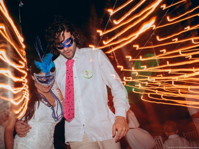 El matrimonio de Dario y Biviana en San Andrés, Archipiélago de San Andrés 80