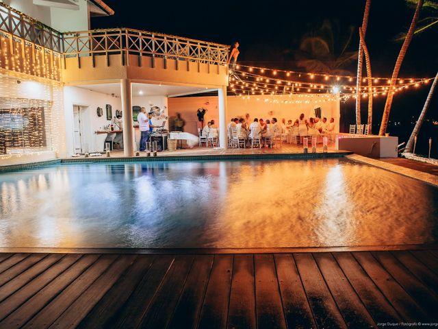 El matrimonio de Dario y Biviana en San Andrés, Archipiélago de San Andrés 2
