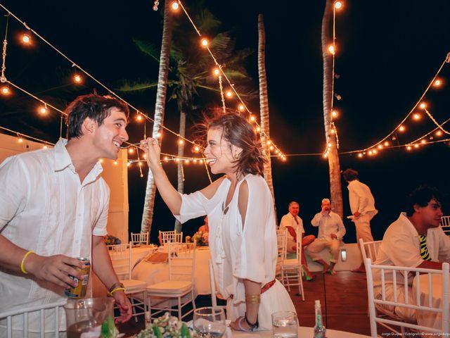 El matrimonio de Dario y Biviana en San Andrés, Archipiélago de San Andrés 85