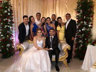 El matrimonio de Nydia Stella  y John Edinson  1