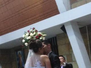 El matrimonio de Nydia Stella  y John Edinson  3