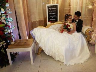 El matrimonio de Nydia Stella  y John Edinson