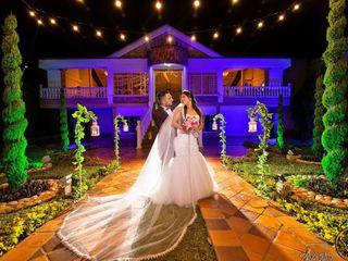 El matrimonio de Diana y Brayner