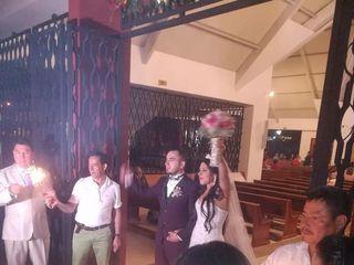 El matrimonio de Diana y Brayner  2