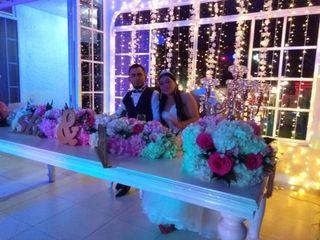 El matrimonio de Diana y Brayner  3