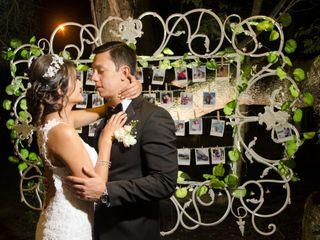 El matrimonio de Paola y Felipe