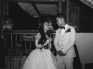 El matrimonio de Camila  y Yimmy  2