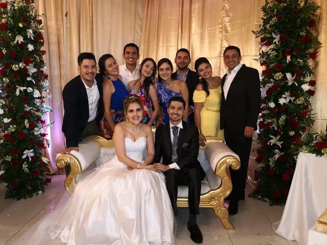 El matrimonio de John Edinson  y Nydia Stella  en San Gil, Santander 3
