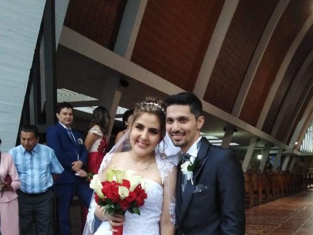 El matrimonio de John Edinson  y Nydia Stella  en San Gil, Santander 4