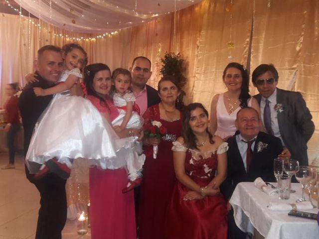 El matrimonio de John Edinson  y Nydia Stella  en San Gil, Santander 1