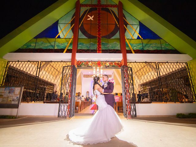 El matrimonio de Brayner  y Diana en Bucaramanga, Santander 1