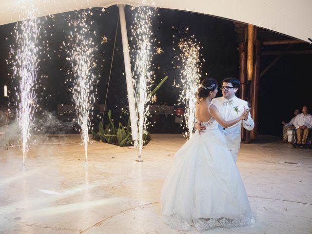 El matrimonio de Sebastián y Mónica en Santa Marta, Magdalena 10