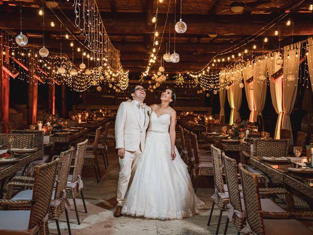 El matrimonio de Mónica y Sebastián