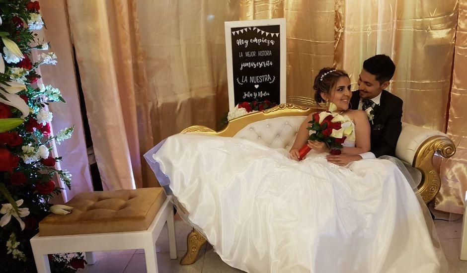 El matrimonio de John Edinson  y Nydia Stella  en San Gil, Santander