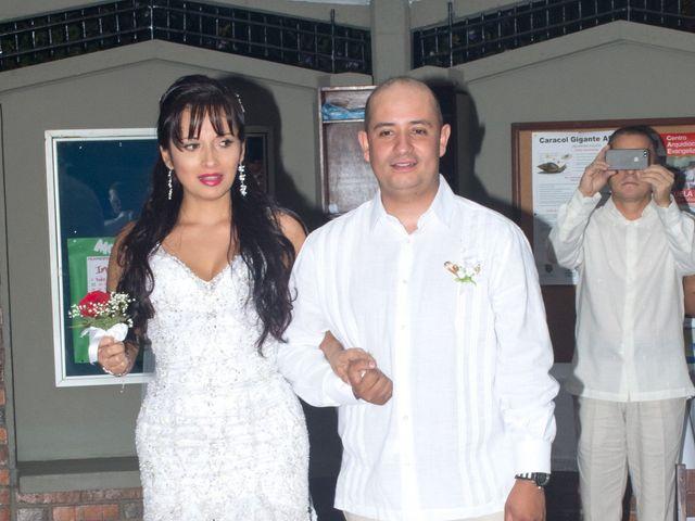El matrimonio de John y Diana en Cali, Valle del Cauca 8