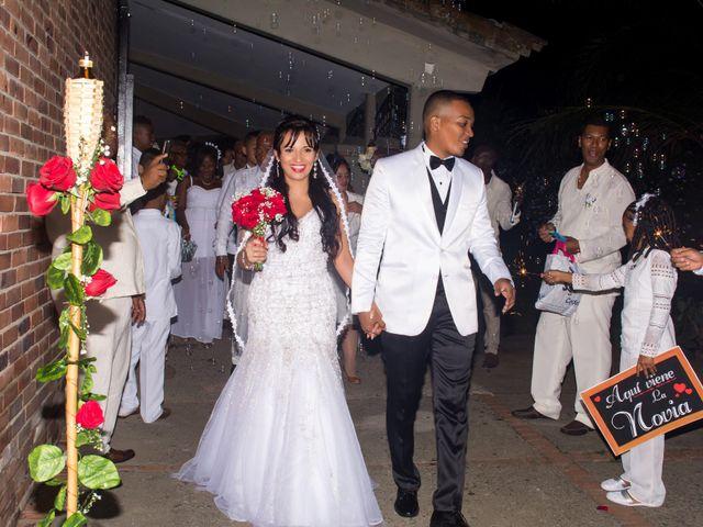 El matrimonio de John y Diana en Cali, Valle del Cauca 11