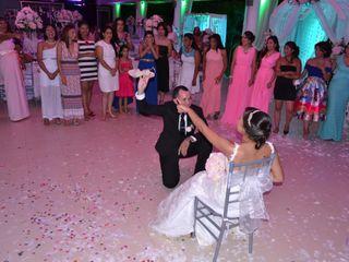 El matrimonio de Afid y Claudia 1