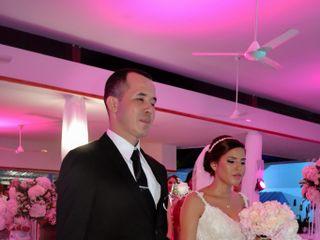 El matrimonio de Afid y Claudia 3