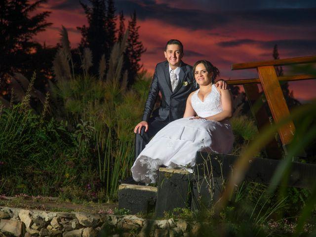 El matrimonio de Ricardo y Liliana