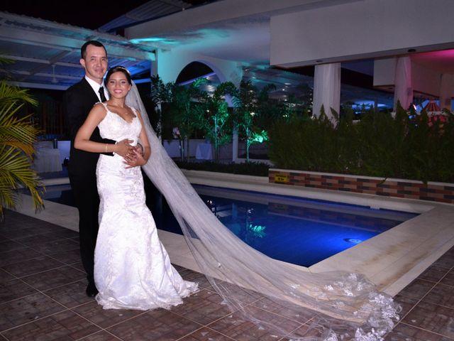 El matrimonio de Claudia y Afid en Montería, Córdoba 12