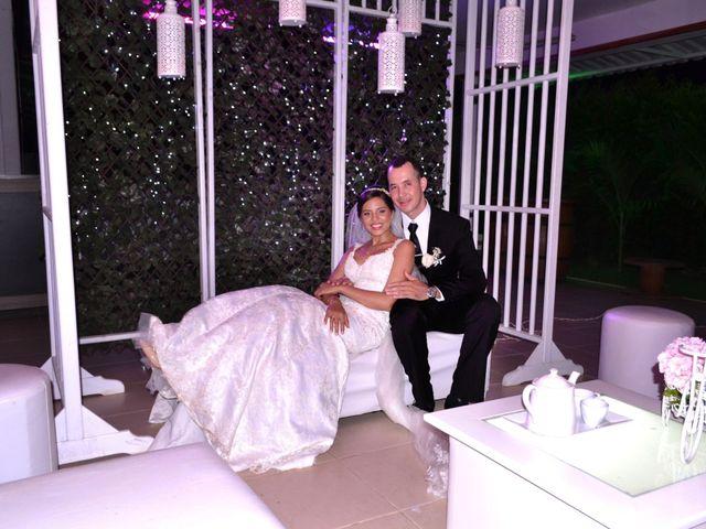 El matrimonio de Claudia y Afid en Montería, Córdoba 13