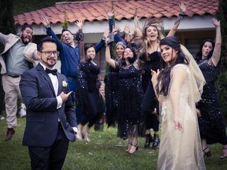 El matrimonio de Damy y Tony 2