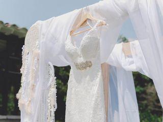El matrimonio de Adriana y Alex 2