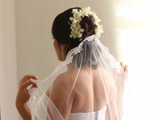 El matrimonio de Viviana Garavito y Edwin Torres 3