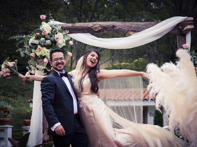 El matrimonio de Damy y Tony