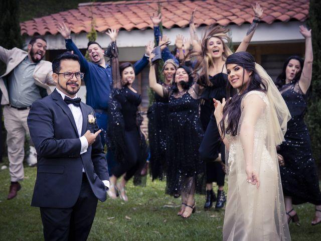 El matrimonio de Tony y Damy en Medellín, Antioquia 1