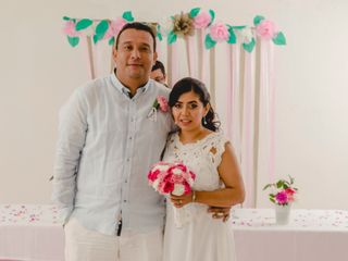 El matrimonio de Adriana y Jesus