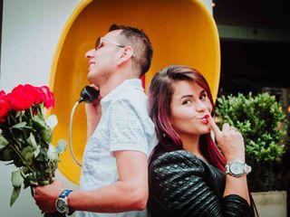 El matrimonio de Gina  y Camilo 3