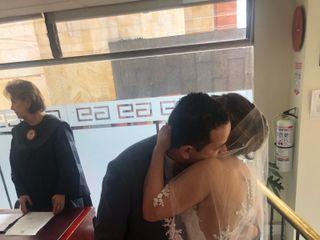 El matrimonio de Liliana y Camilo 3