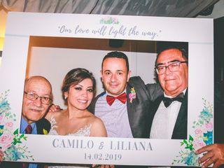 El matrimonio de Liliana y Camilo 1