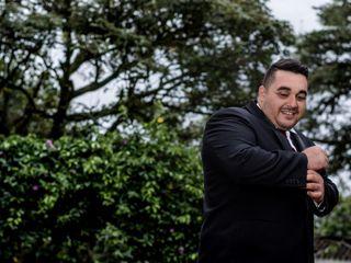 El matrimonio de Andrea y Andrés 1