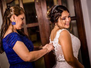 El matrimonio de Andrea y Andrés 2