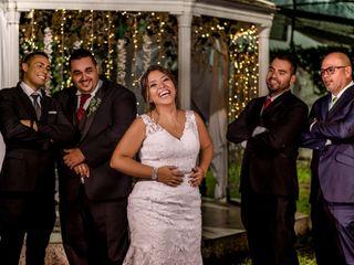 El matrimonio de Andrea y Andrés 3