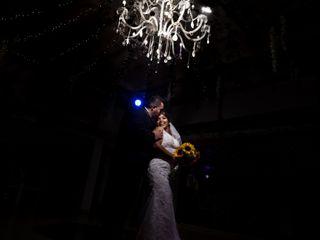 El matrimonio de Andrea y Andrés