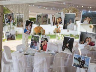 El matrimonio de Paola y Carlos 1