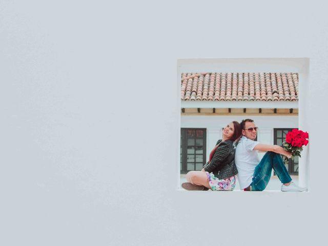 El matrimonio de Camilo y Gina  en Bogotá, Bogotá DC 3