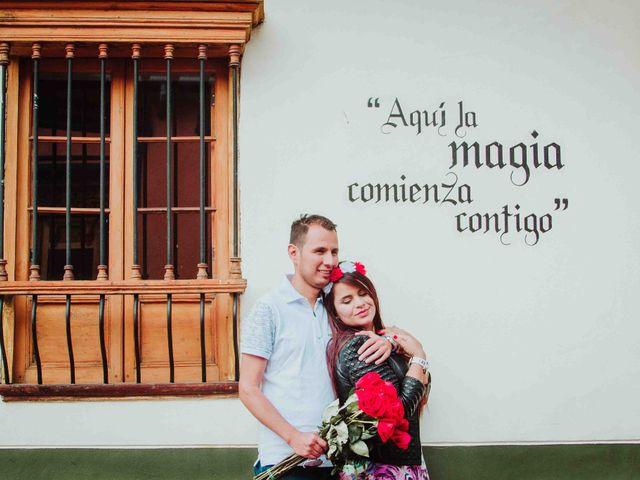 El matrimonio de Camilo y Gina  en Bogotá, Bogotá DC 9