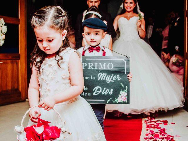El matrimonio de Camilo y Gina  en Bogotá, Bogotá DC 18
